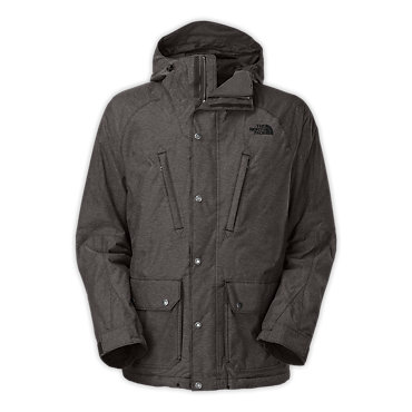photo: The North Face Decagon Insulated Novelty Jacket snowsport jacket