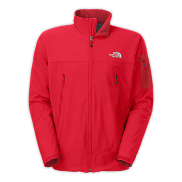 photo: The North Face Gritstone Jacket soft shell jacket
