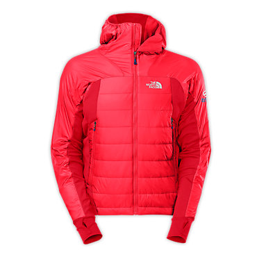 photo: The North Face Men's Super Zephyrus Hoodie synthetic insulated jacket