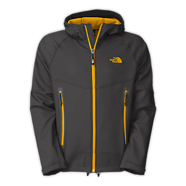 photo: The North Face DC Soft Shell Hoodie soft shell jacket