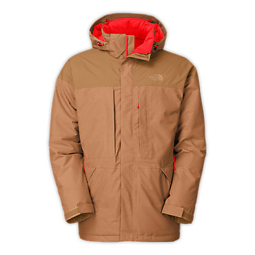 photo: The North Face Dexter Insulated Parka down insulated jacket