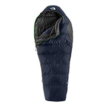 photo: The North Face Men's Aleutian 3S Bx 3-season synthetic sleeping bag