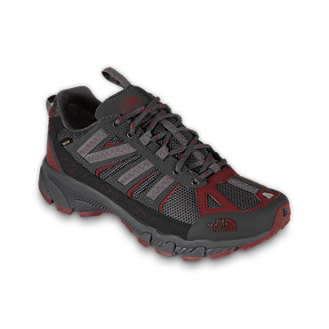 photo: The North Face Men's Ultra 50 GTX trail running shoe