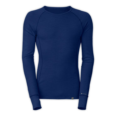 photo: The North Face Men's Warm Blended Merino Long Sleeve Crew