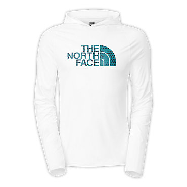 photo: The North Face Men's Water Dome Hoodie long sleeve performance top