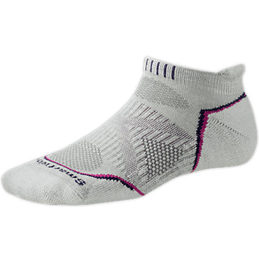 photo: Smartwool Women's PhD Running Light Micro Sock
