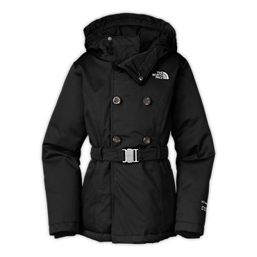 photo: The North Face Hilaree Down Peacoat down insulated jacket