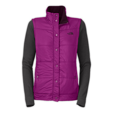 The North Face Crestline Wool Hybrid