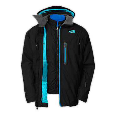 photo: The North Face Mendenhal Triclimate Jacket component (3-in-1) jacket