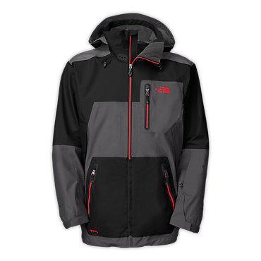 photo: The North Face Spineology Jacket snowsport jacket