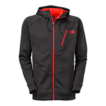 photo: The North Face Cymbiant Hoodie soft shell jacket