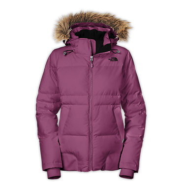 photo: The North Face Hot To Trot Down Delux Jacket snowsport jacket