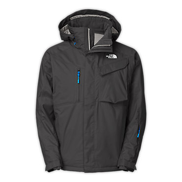 photo: The North Face Maineline Jacket snowsport jacket