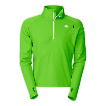 photo: The North Face Mortimor Pullover fleece top