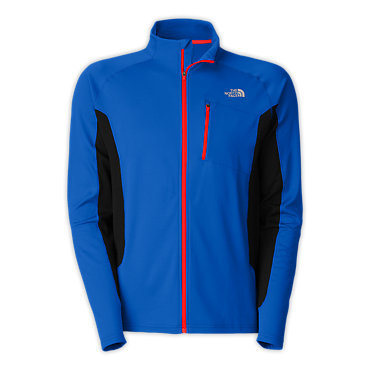 photo: The North Face Teocalli Hybrid fleece jacket