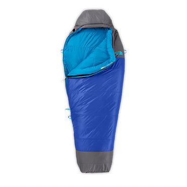 photo: The North Face Super Cat 20 3-season (0° to 32°f) sleeping bag