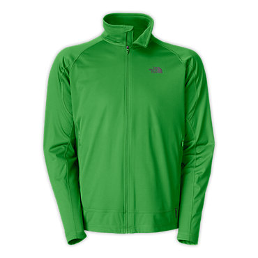 photo: The North Face Men's Alpine Hybrid Full Zip long sleeve performance top
