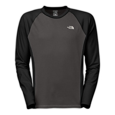 The North Face Split Long-Sleeve Crew