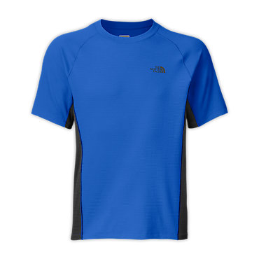 photo: The North Face Split Crew short sleeve performance top