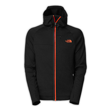 photo: The North Face Hex Ninja Hoodie fleece jacket