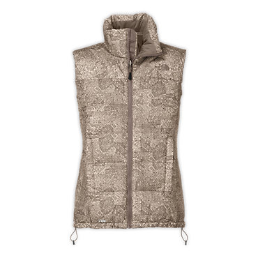 photo: The North Face Women's Novelty Nuptse Vest