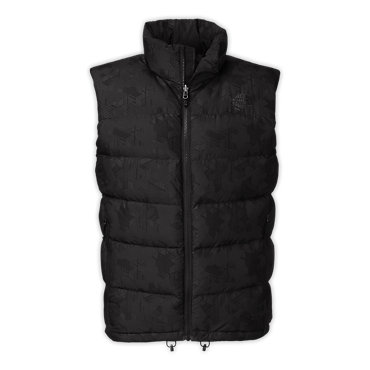 photo: The North Face Novelty Nuptse II Vest