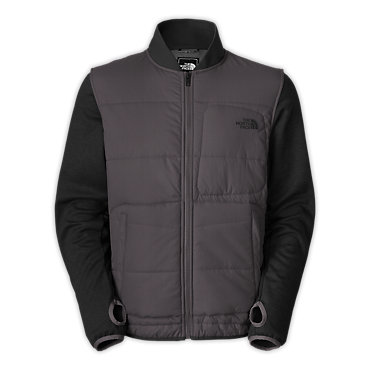 photo: The North Face Insulated Allerten Jacket synthetic insulated jacket