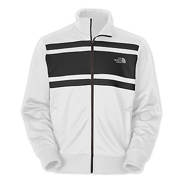 photo: The North Face Lightweight Steady Start Track Jacket fleece top