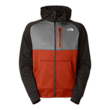 photo: The North Face Mack Mays Full Zip Hoodie fleece jacket