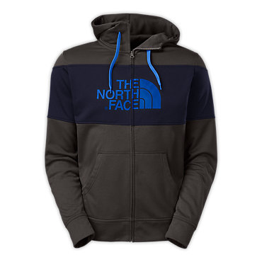 photo: The North Face Men's Peak Dome Full Zip Hoodie