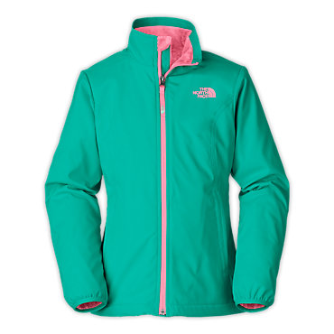 photo: The North Face Mossbud Softshell soft shell jacket