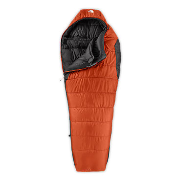 photo: The North Face Elkhorn -20 cold weather synthetic sleeping bag