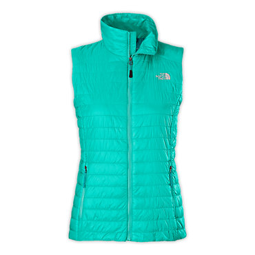 photo: The North Face Women's Blaze Vest synthetic insulated vest
