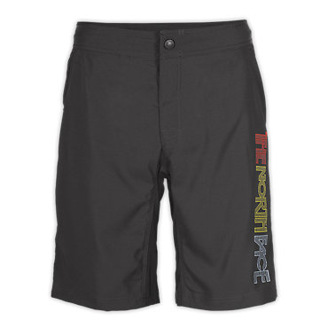 photo: The North Face Pacific Creek Print Boardshorts