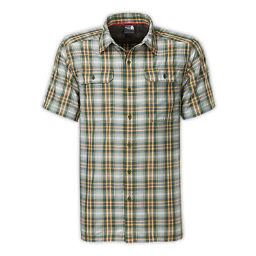 photo: The North Face Short-Sleeve Pine Knot Woven