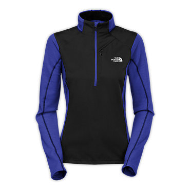 photo: The North Face Women's Winter Sub Zero Aries long sleeve performance top
