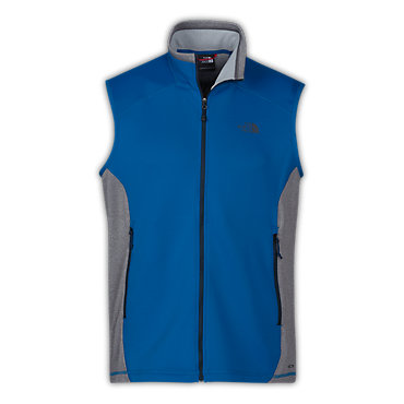 photo: The North Face Concavo Vest fleece vest