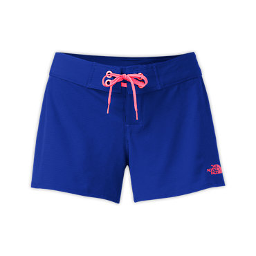photo: The North Face Women's Pacific Creek Boardshorts active short