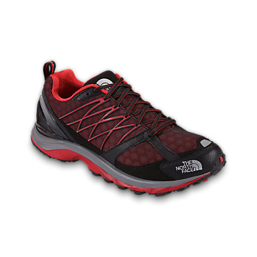 photo: The North Face Men's Double-Track Guide trail running shoe