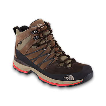 photo: The North Face Men's Wreck Mid GTX