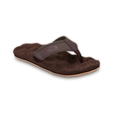 photo: The North Face Base Camp Leather Flip-Flop flip-flop