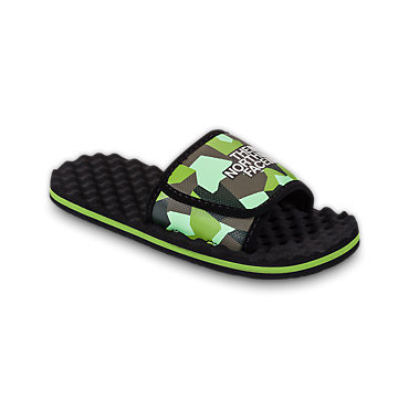 photo: The North Face Boys' Base Camp Slide flip-flop