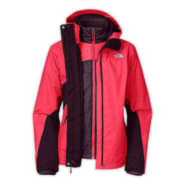 photo: The North Face Ava TriClimate Jacket component (3-in-1) jacket