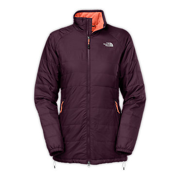 photo: The North Face Redpoint Parka synthetic insulated jacket