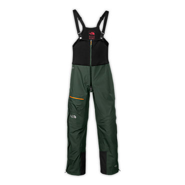 photo: The North Face Meru Gore Bib waterproof pant