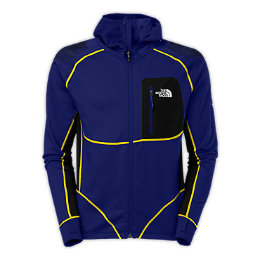 photo: The North Face Men's Radish Mid Layer Jacket fleece jacket