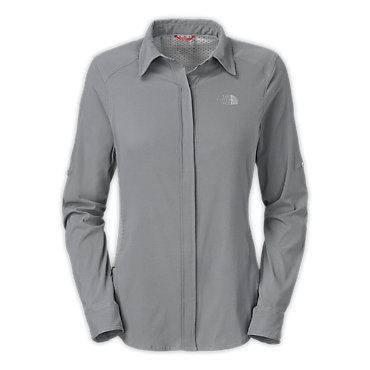 photo: The North Face Victory Woven hiking shirt