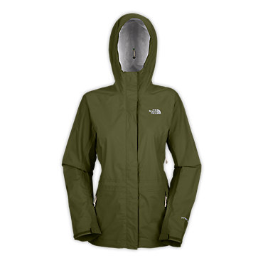photo: The North Face Women's Venture Parka