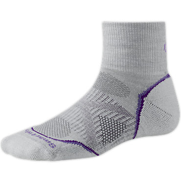 photo: Smartwool Women's PhD Running Light Mini running sock