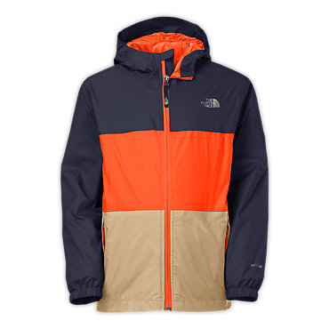The North Face Lined Explorer Rain Jacket